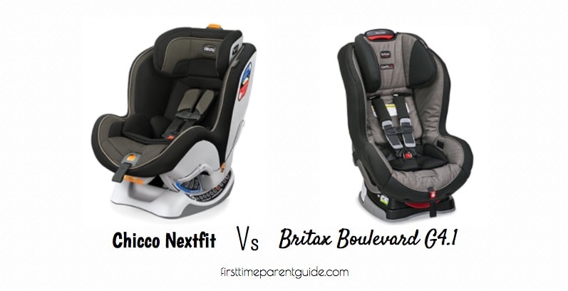 Infant Car Seat Graco Vs Chicco Velcromag
