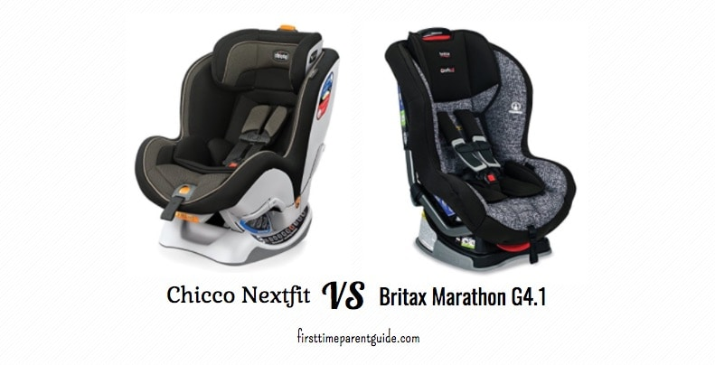 The Chicco Nextfit Vs Britax Marathon