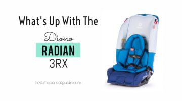 The Diono Radian 3RX