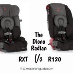 The Diono Radian RXT Vs R120 – Safety Vs Comfort