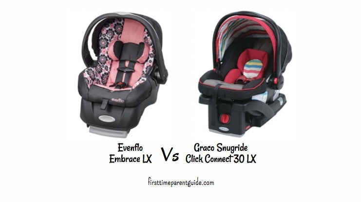 Evenflo Embrace Graco Snugride