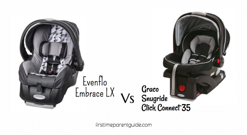 graco snugride 35 vs chicco keyfit 30 infant car seats autos post. Black Bedroom Furniture Sets. Home Design Ideas