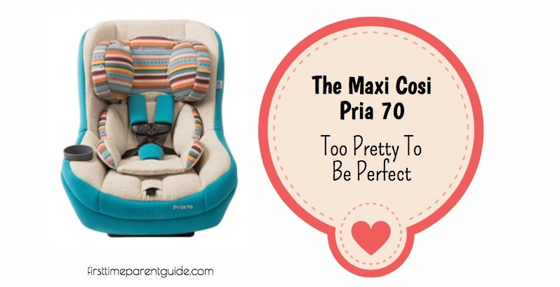 The Maxi Cosi Pria 70 Tiny Fit