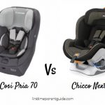 The Maxi Cosi Pria 70 Vs Chicco Nextfit – Form Vs Function