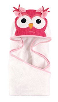 cute hooded baby towels