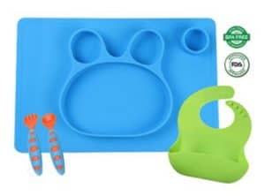 baby suction placemat