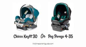 The Chicco Keyfit 30 Or