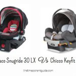 The Graco Snugride Click Connect 30 LX Or Chicco Keyfit 30?