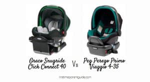 The Graco Snugride Click Connect 40 Or