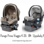 The Peg Perego Infant Car Seat Or Uppababy Mesa Seat?