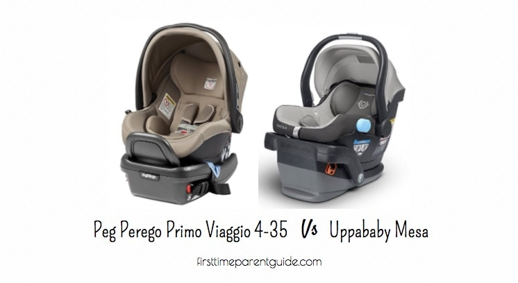 The Peg Perego Infant Car Seat Or