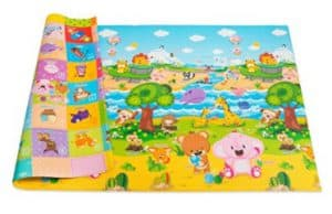 baby floor play mat