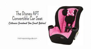 the disney apt convertible car seat