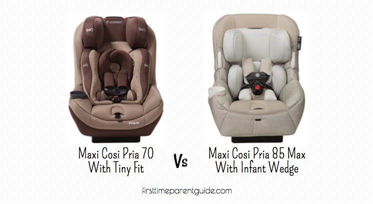 Maxi Cosi Pria 85 Review >> The Maxi Cosi Pria 70 Vs 85 Max Which Is The Better Choice