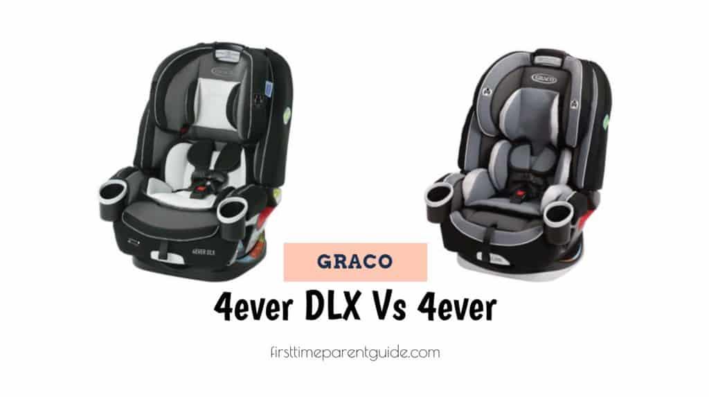 Graco 4ever DLX Vs Graco 4ever