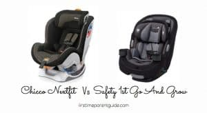 The Chicco Nextfit or