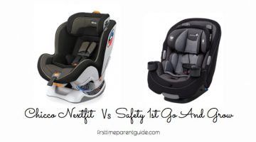 The Chicco Nextfit Or The Safety 1st Go And Grow Car Seat?