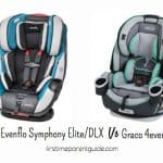 The Evenflo Symphony Elite Or Graco 4ever?
