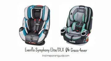 The Evenflo Symphony Elite Or Graco 4ever?