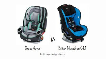 The Graco 4ever Vs Britax Marathon G4.1
