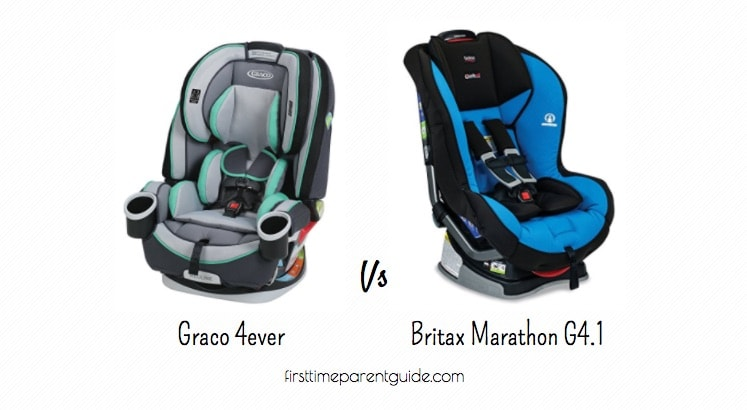 The Graco 4ever Vs Britax Marathon