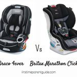 The Graco 4ever Vs Britax Marathon Clicktight