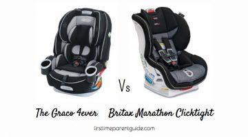 The Graco 4ever Vs Britax Marathon Clicktight