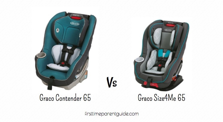 The Graco Contender Vs Size4me