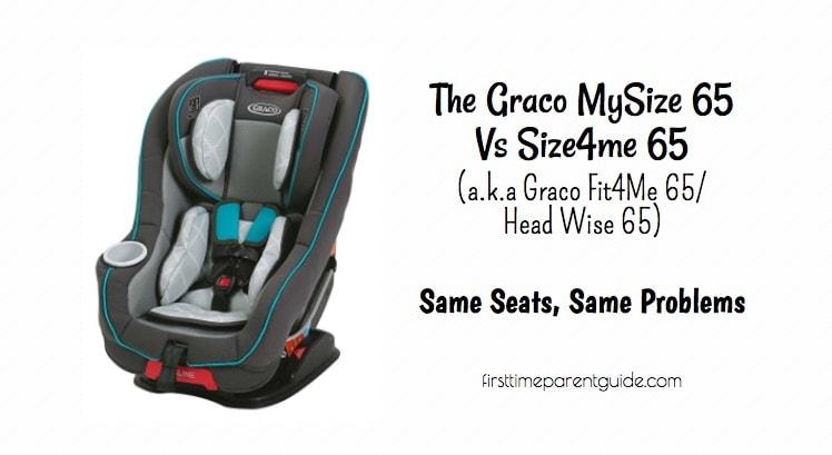 The Graco MySize 65 Vs Size4me