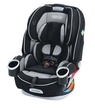graco 4ever all one car seat