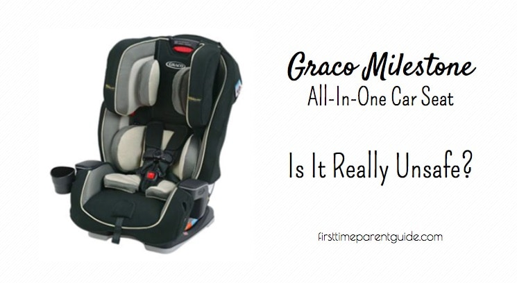 the graco milestone all in one car seat