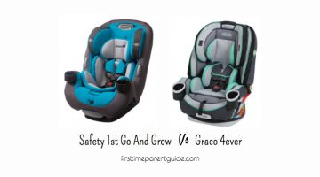 The Safety 1st Go And Grow Or Graco 4ever