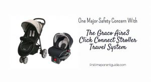 The Graco Aire3 Click Connect Stroller