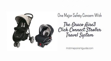 One Major Safety Concern With The Graco Aire3 Click Connect Stroller Travel System