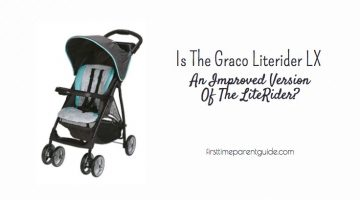 Is The Graco Literider LX Lightweight Stroller An Improved Version Of The Literider?