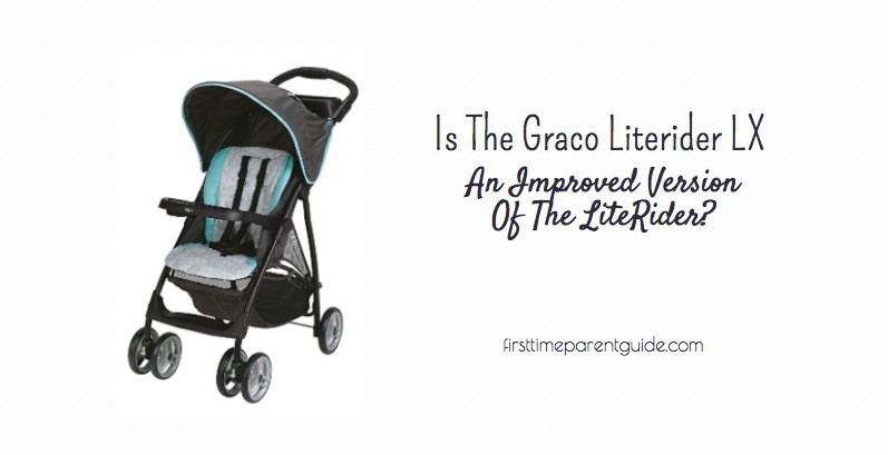 Is The Graco Literider LX Lightweight Stroller
