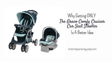 Why Getting ONLY The Graco Comfy Cruiser Car Seat Stroller Is A Better Idea