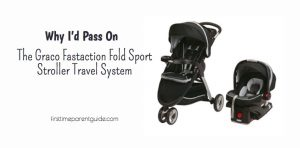 The Graco Fastaction Fold Sport Stroller