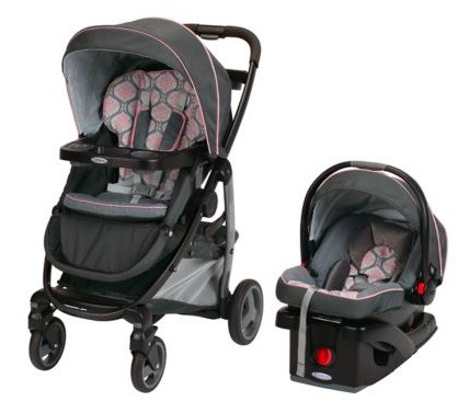 The Graco Modes Travel System Stroller