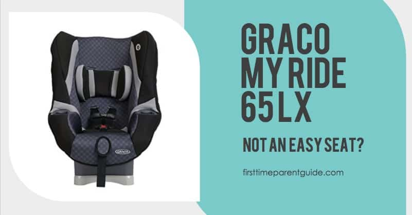 the graco my ride 65 LX