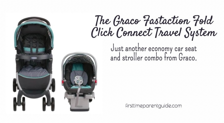 Fastaction Fold Travel System Stroller The Graco Comfy Cruiser Car Seat
