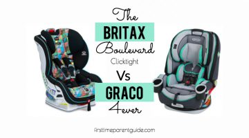 Complete Guide To Choosing Between The Britax Boulevard Clicktight Vs Graco 4ever