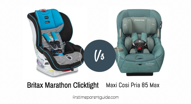 The Britax Marathon Clicktight Or