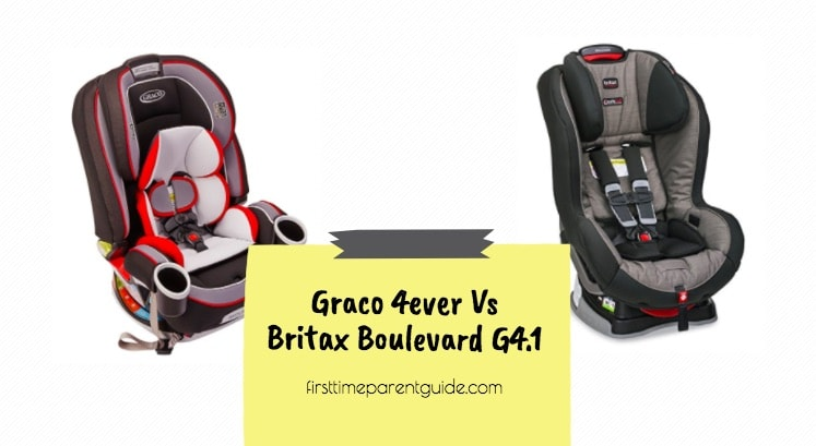 The Graco 4ever Vs Britax Boulevard