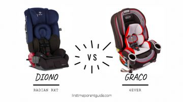 The Diono Radian RXT Or Graco 4ever?