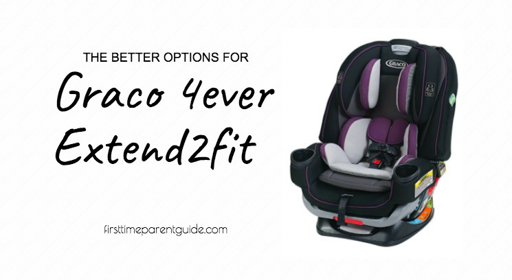 The Graco 4ever Extend2fit Car Seat