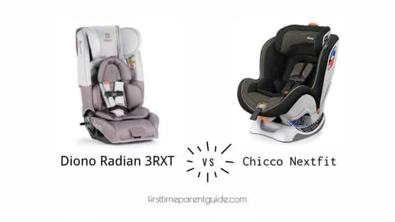 The Diono Radian 3RXT