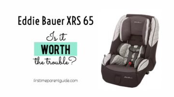 The Eddie Bauer XRS 65 Convertible Car Seat Review