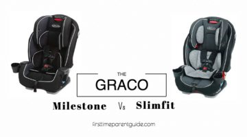 Should I Choose The Graco Milestone Or The Graco Slimfit?