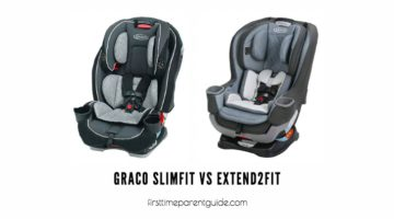The Graco Slimfit Or The Graco Extend2fit?